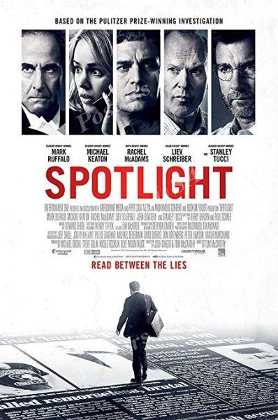 film poster spotlight
