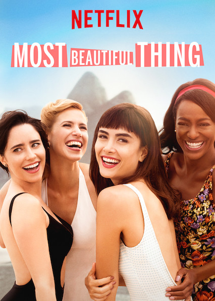 most beautiful thing poster