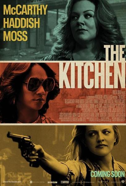 the kitchen film poster