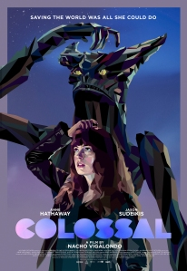 film poster Colossal