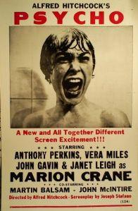 psycho film poster