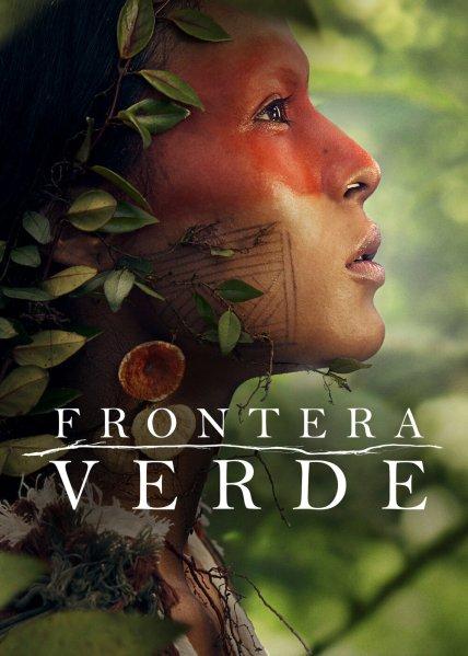 frontera verde poster