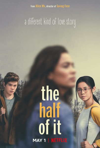 half of it poster
