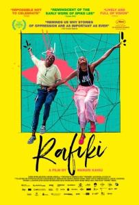 Rafiki film poster